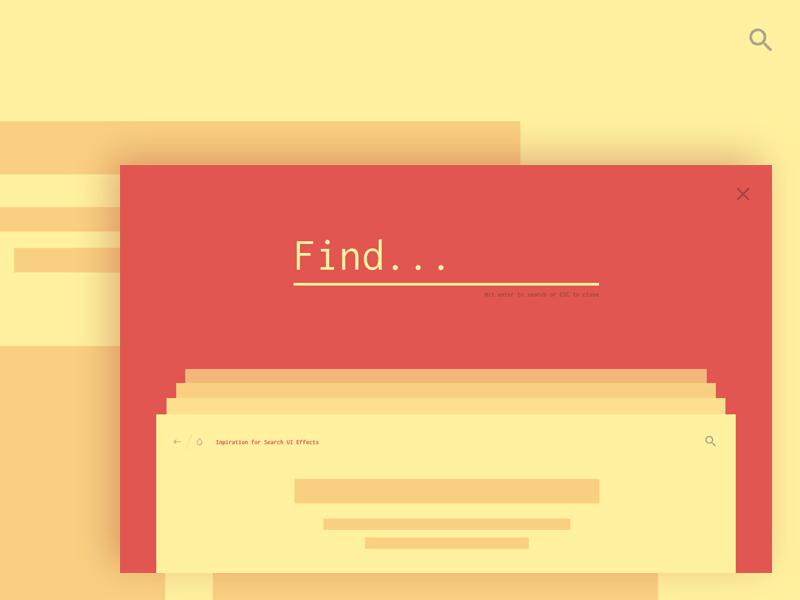 креативный поиск по сайту