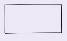 рисованный треукольник