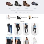 Vestimentum | шаблон интернет-магазина HTML5 & CSS3