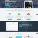 Officialis | коммерческий шаблон HTML5 + дизайн товаров