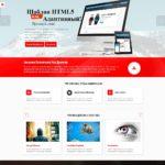 Universalis | многофункциональный шаблон HTML5 с универсальным дизайном